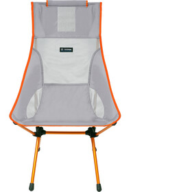 Helinox Sunset Chair, grey/curry